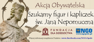 Figury i Kapliczki Nepomucena